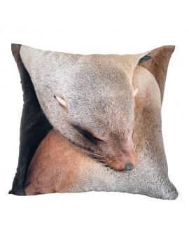 Silk cushion - Seals
