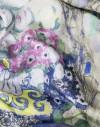 Silk dress Klimt - Ria Munk