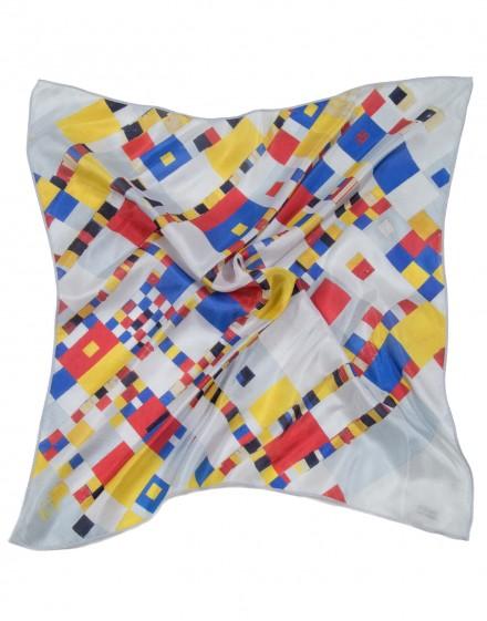 Foulard tour de cou Mondrian - Boogie