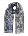 Men silk scarf Linchen