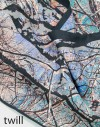 "Bespoke silk scarf 90x90 cm (35x35"")"