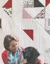 Kit de patchwork personnalisé Portrait aux triangles