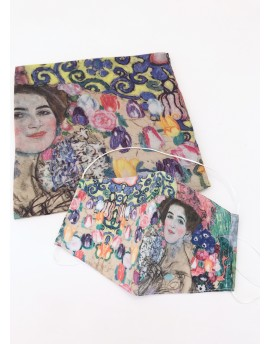 Pañuelo de seda Klimt - Ria Munk