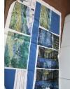 Kit sac cabas Van Gogh Paysage de Provence et Oliviers
