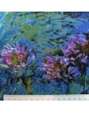 Linen print, Monet - Impression Sunrise