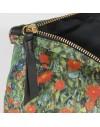 Pochette de soie Klimt - Jardin aux Tournesols
