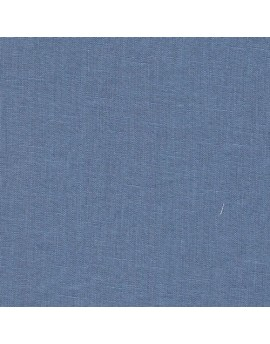 Retal de lino - azul claro