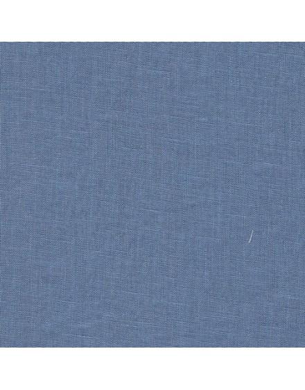 Linen precut fabric, light blue