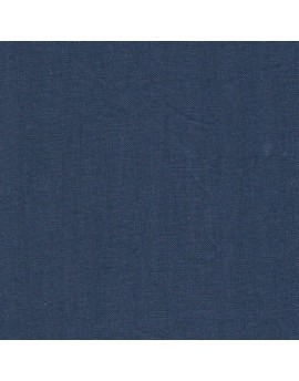 Linen precut fabric - navy blue