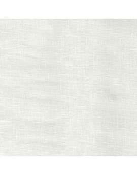 Coupon de lin - blanc natruel