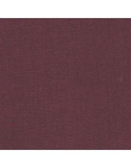 Retal de lino - morado vino