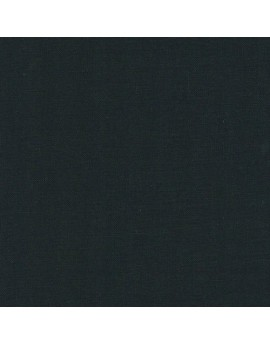 Linen precut fabric - black