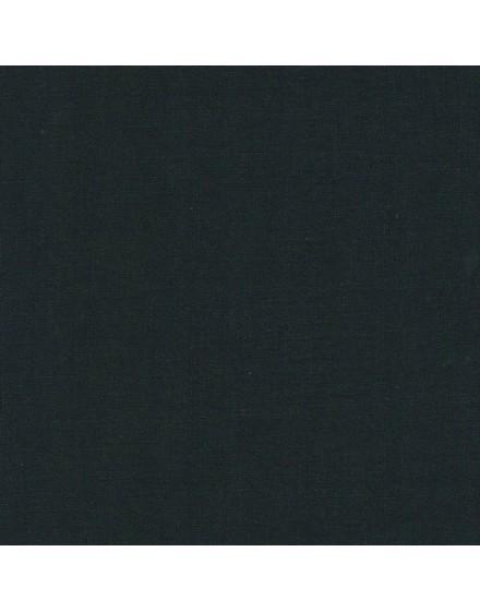 Coupon de lin - noir