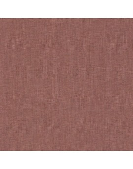 Linen precut fabric - light brick