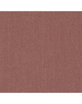 Linen precut fabric - light brick