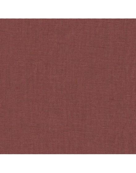 Linen precut fabric - brick