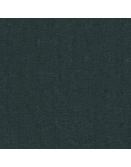 Linen precut fabric - green cypress