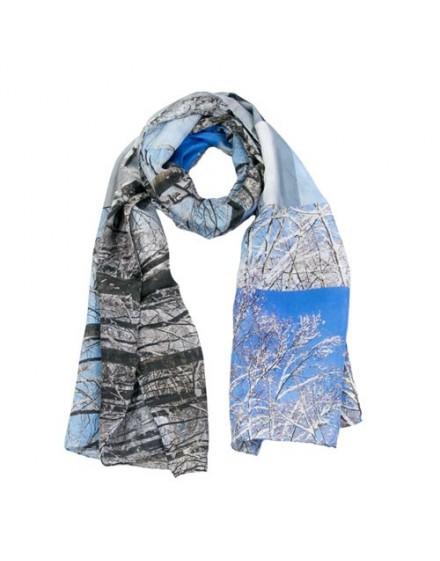 Pañuelo de seda Mondrian - Composición No. 6
